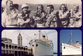 Part 1 – The LURLINE was HAWAII