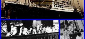 The 1939 MS ST. LOUIS tragic cruise to Cuba.