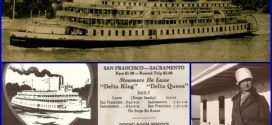 Cruise the Past: Overnight Steamboats from San Francisco to Sacramento