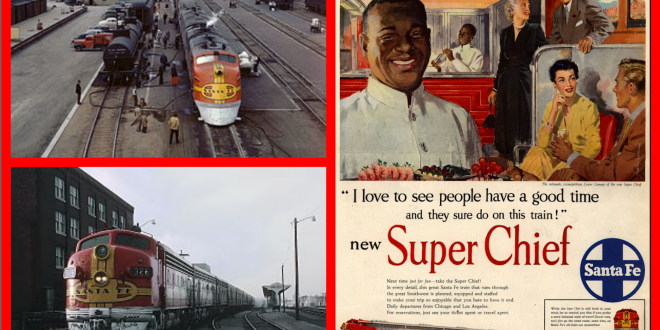 The Golden Age of American Passenger Trains