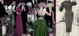 Cruise the Past: A look at 1950s fashion onboard cruise ships.
