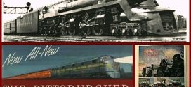Travel the Past: PRR's Pittsburgher overnight All Pullman Streamliner between New York and Pittsburg