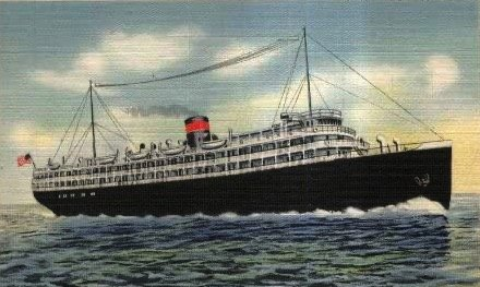 Cruise the Past: Sailing from Baltimore to Savannah in the 1920s.