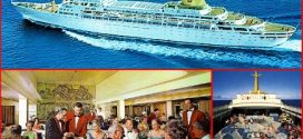 Luxury Cruising Onboard Home Line's OCEANIC – One of the Finest Cruise Ships of the 20th Century