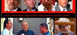 ADAM SCHIFF Derailed Murder Investigation Of Gemmel Moore's Death In ED BUCK's Meth Drug Den