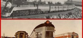California's famous all-Pullman SP streamliner LARK served San Francisco and Los Angeles