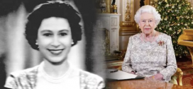 2019 QUEEN ELIZABETH'S CHRISTMAS message and the 1957 first televised speech.