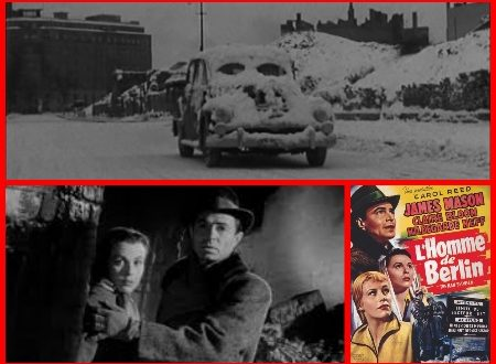 Five reasons to watch the Cold War thriller The Man Between starring James Mason