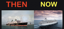 The History of Cruising! From the Prinzessin Victoria Luise to the Crystal Serenity!