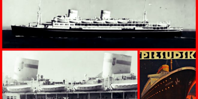 Part 1: MS PILSUDSKI and MS BATORY – Poland's beautiful trans-Atlantic Liners!