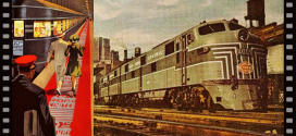 "How did the ""Red Carpet treatment"" start? On the famous 20th Century Limited all-Pullman train!"