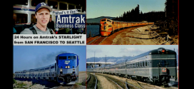 Then and Now: Comparing SP's Shasta Daylight, and Cascade to Amtrak's Coast Starlight!