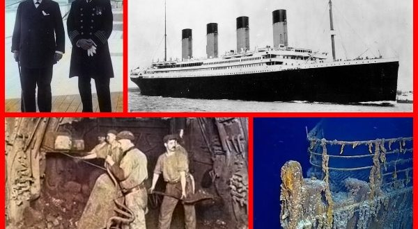 RMS TITANIC – See What Those Final Days Were Really Like!