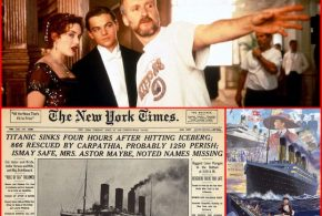 RMS TITANIC: FIVE BIG Things James Cameron's Movie GOT WRONG!