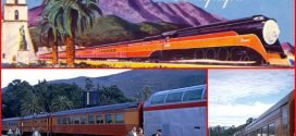 California's SP Streamliner COAST DAYLIGHT train was world famous!