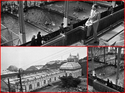 San Francisco's Ambitious & Magnificent SUTRO BATHS