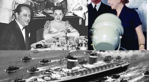 America's Greatest Liner – SS UNITED STATES – The Last Great Race