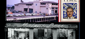RAYMOND LOWEY'S Mid-Century Designs for Los Angeles MATSON LINE'S Lurline Booking Office