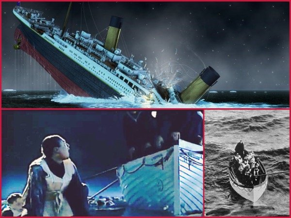 The RMS TITANIC's five CHINESE Survivors