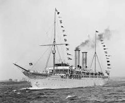HISTORY of CRUISING and TRAVEL by PASSENGER SHIP!