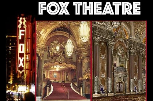 NEW VIDEO of SAN FRANCISCO'S FABULOUS FOX THEATRE