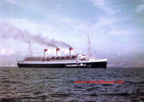 "SS CAP ARCONA – The ""GERMAN TITANIC"" – 5000 dead!"