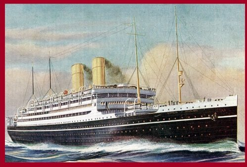 VIDEO FEATURE – Canadian Pacific's RMS EMPRESS OF SCOTLAND