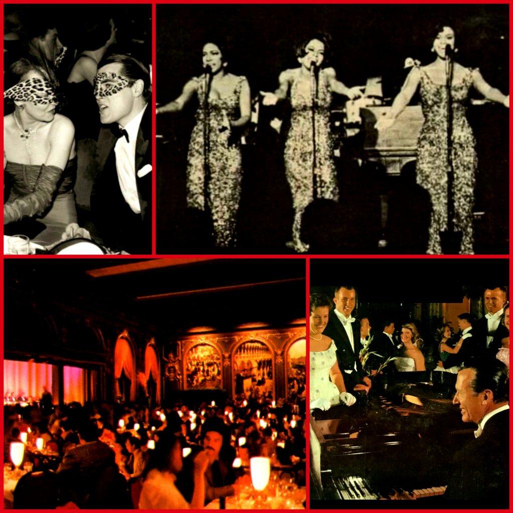 FAIRMONT HOTEL, ERNIE HECKSCHER, VENETIAN ROOM, DANCES, CELEBRITIES, SAN FRANCISCO, SOCIETY
