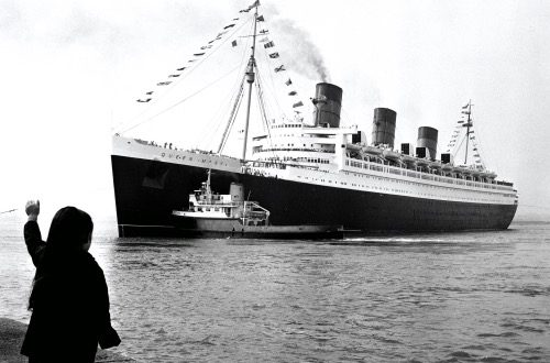 New Video: RMS QUEEN MARY: Life of the First Queen of the Atlantic