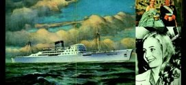 The EVITA LINERS sailed from New York to Argentina: T.S.S. EVA PERON and T.S.S. EVITA