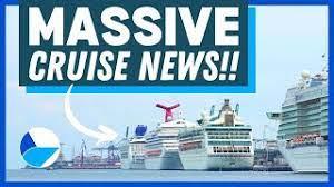 CRUISING RETURNS after devastating 2020 for Cruise Lines