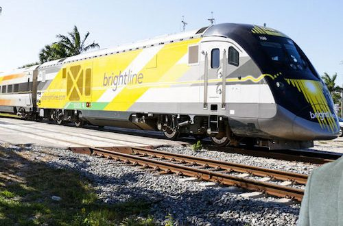 INFRASTRUCTURE MAJOR RAIL Investments, AMTRAK'S 2035 Map Has People Talking