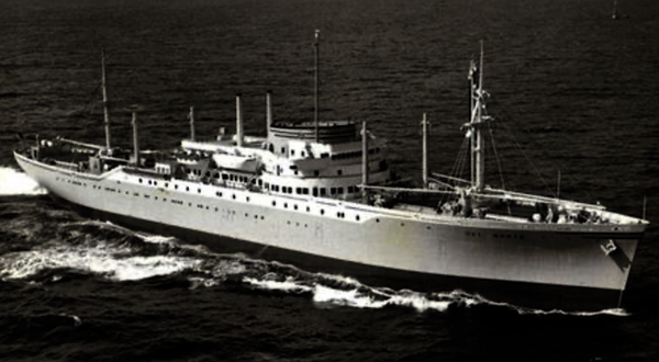 Mid-Century First American Cruise/Liners Built After WW 2