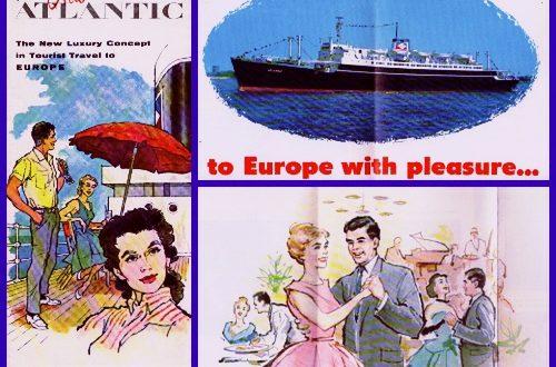 Jets Killed American Banner Line's New SS Atlantic Transatlantic Service