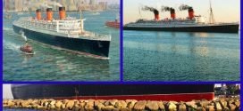 City of Long Beach Saves RMS Queen Mary From Sinking