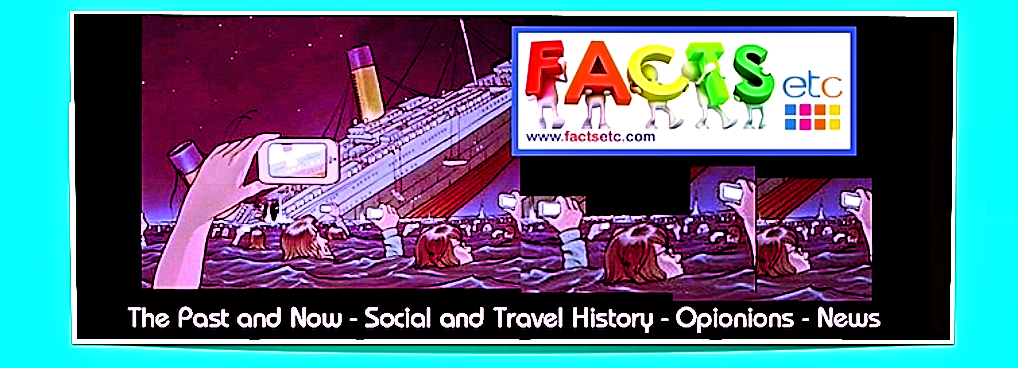 THE PAST AND NOW | News, Travel & Social History