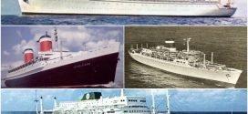 1955 American Passenger Fleet Featuring 40 Ships