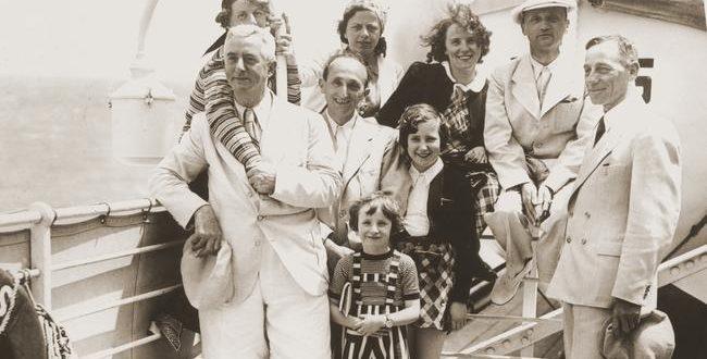 The 1939 MS ST. LOUIS German Jewish Refuges Tragic Cruise to Cuba