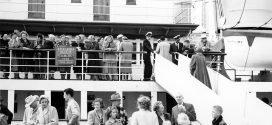 First Class Alaska Cruise 1950s $9 A Day