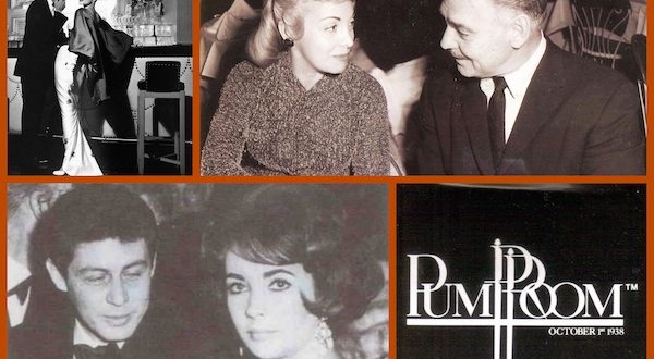 Stars Dining in Chicago's Famous Pump Room