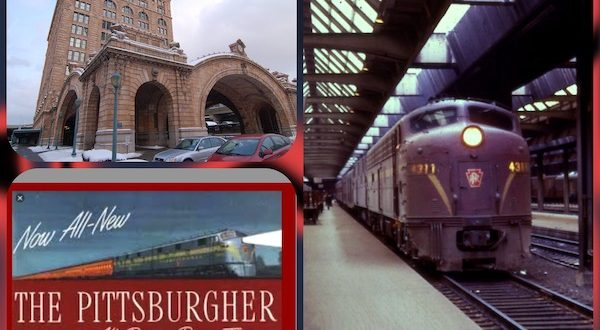 All-Pullman Overnight on the Pittsburger to New York