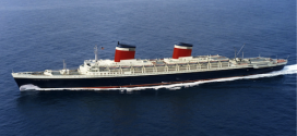 The Greatest Liner – SS UNITED STATES – The Last Great Race